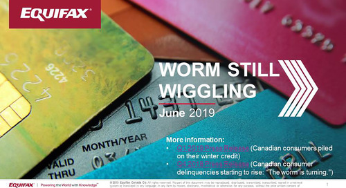 The worm is still wiggling - Q1 2019 Credit Trends