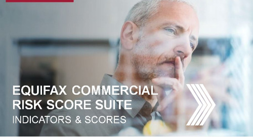 Webinar - Equifax Commercial Risk Suite Scores and Indicators