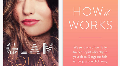 Meet Glam Squad. Founded by Alexandra Wilkis Wilson