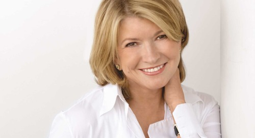 Martha Stewart: A Legend Amongst Us