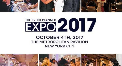 The 2017 Event Planner Expo Attendee Checklist