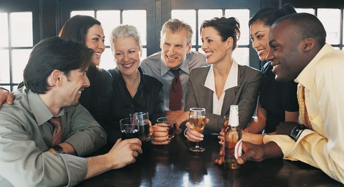 Benefits of Networking Events for Event Planners in NYC