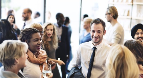 How to Make Networking Events Better (and fun)!
