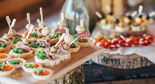 How Foodies Are Changing the Face of Event Planning