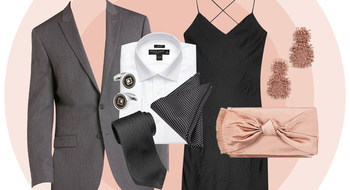 2019 His and Hers Wedding Outfits for Guests