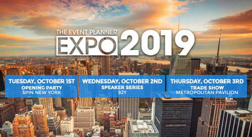 5 Reasons to Attend the Event Planner Expo