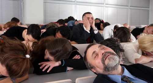 How to Combat Attention Deficit Disorder with Meeting Attendees