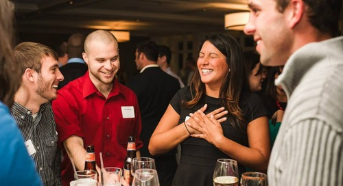 4 Quick Tips for Planning Engaging Networking Events