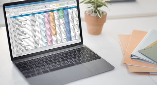 4 Excel Tricks for Every Event Planner