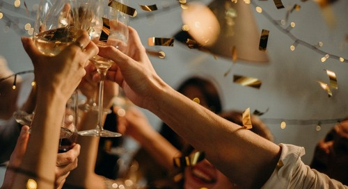 New Year's Eve Event Ideas