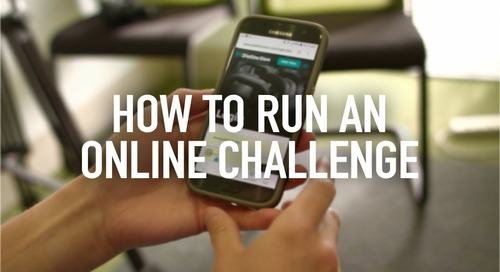 3 Tips for Planning An Online Challenge