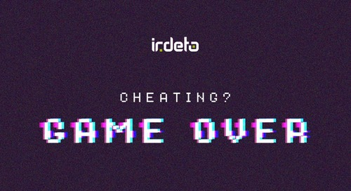 Infographic: Cheating? Game over