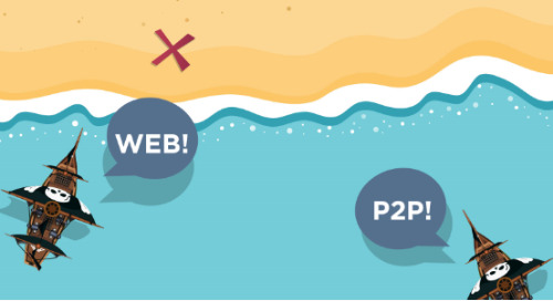 Infographic: The piracy landscape: Has web video replaced peer-to-peer?