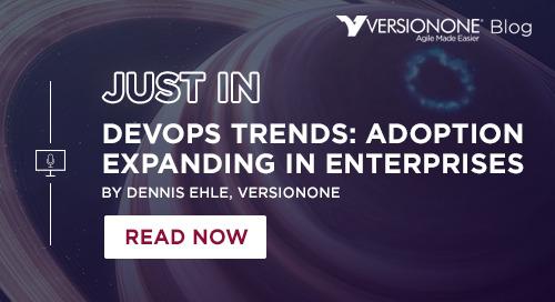 DevOps Trends: Adoption Expanding in Enterprises