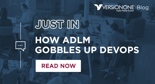 How ADLM Gobbles Up DevOps