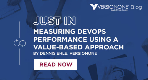 Measuring DevOps Performance Using a Value-Based Approach