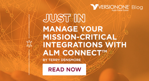 Manage Your Mission-Critical ALM Integrations with ALM Connect