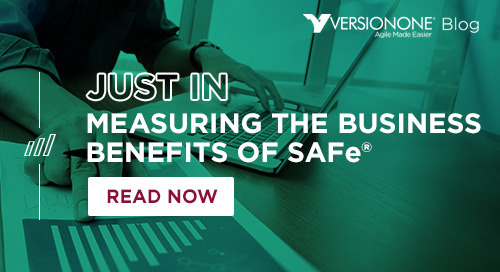 Measuring the Business Benefits of SAFe