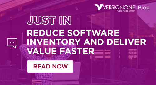 Reduce Software Inventory and Increase Value Delivered