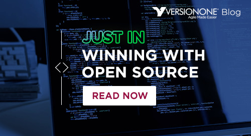 Winning with Open Source