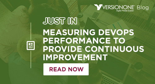 Measuring DevOps Performance To Provide Continuous Improvement