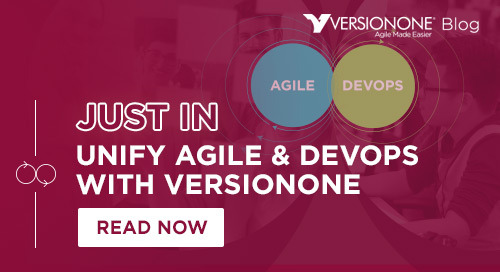 Unify Agile & DevOps with VersionOne