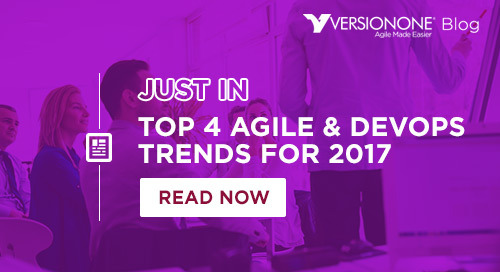 Top 4 Agile & DevOps Trends for 2017
