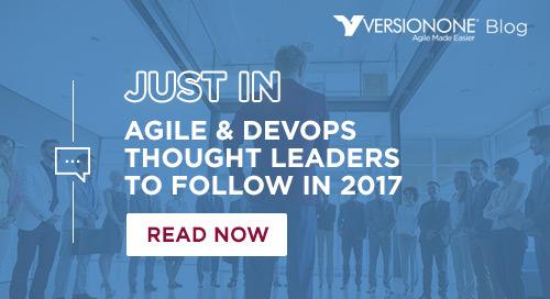 Agile & DevOps Thought Leaders to Follow in 2017