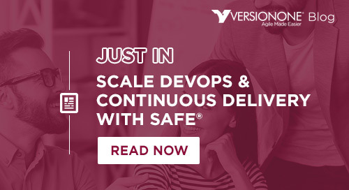 Scale DevOps and Continuous Delivery with SAFe
