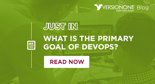 What is the Primary Goal of DevOps?