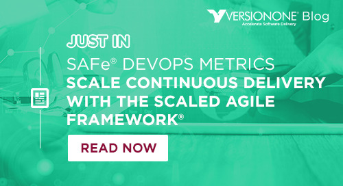 SAFe 4.5 DevOps Metrics – Scale Continuous Delivery with the Scaled Agile Framework