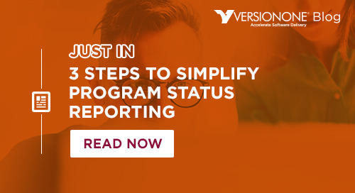 3 Steps to Simplify SAFe Program Status Reporting