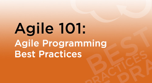 Agile Programming Best Practices