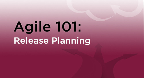Agile Development Release Planning