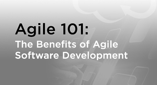 The Benefits of Agile Software Development