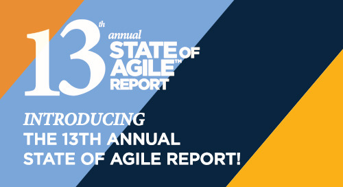 Blog: Introducing the 13th Annual State of Agile Report!