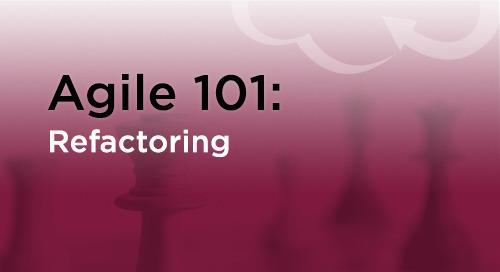 Code Refactoring in Agile Programming