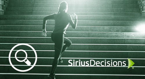 First 90 Days: Marketing Operations Leader [SiriusDecisions]