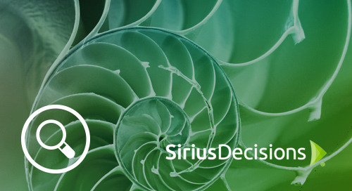 Driving Process Efficiency in Planning, Budgeting and Forecasting [SiriusDecisions]