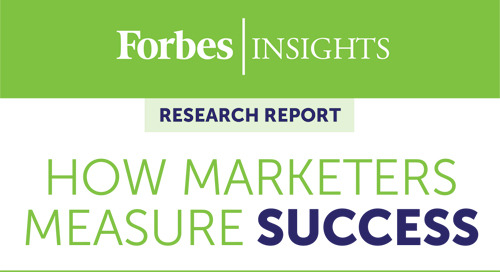 How Marketers Measure Success