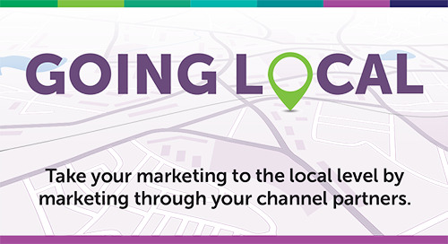 Going Local with Your Marketing