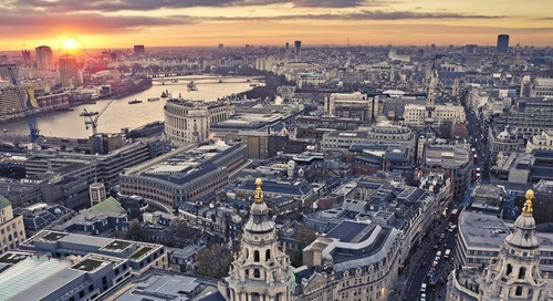 Aprimo and customers get together at new London offices