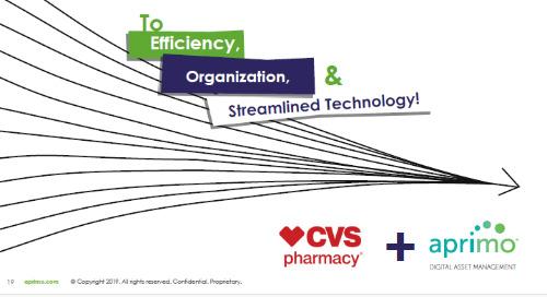 On-Demand Webinar: How a Change Agent Transformed Digital Asset Management within CVS Health
