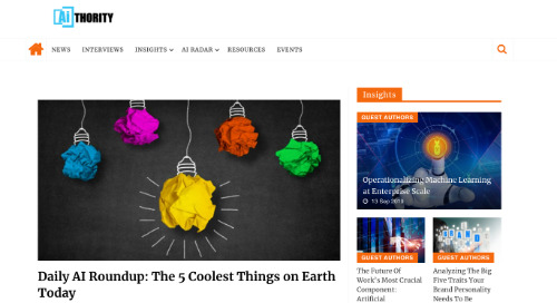 Daily AI Roundup: The 5 Coolest Things on Earth Today [AIThority]