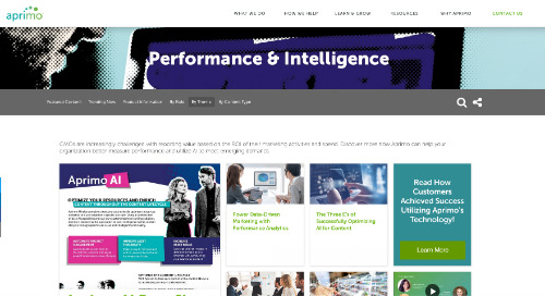 Performance & Intelligence