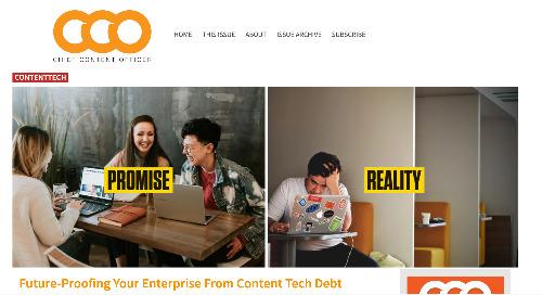 Future-Proofing Your Enterprise From Content Tech Debt [CMI]