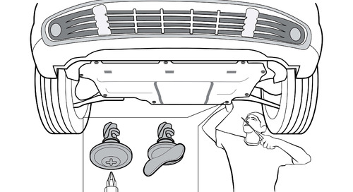 Why the Quarter-Turn Fastener Turns Heads In Automotive Design