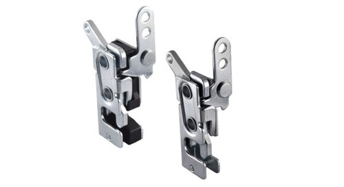 Rotary Latch Features Dual Trigger Actuation