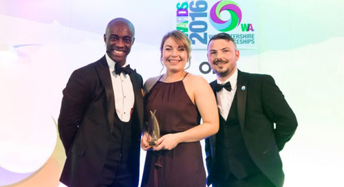 Southco Apprentice Pippa Dressler-Pearson Earns Worcestershire Apprentice of the Year