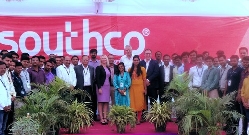 Southco Expands India Manufacturing Facility